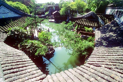 Garden of Retreat & Reflection, in Suzhou