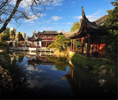 Portland's Classical Chinese Garden of Awakening Orchids - Strategic Plan Photograph 2009-2011