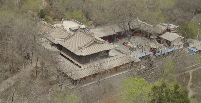 Stunning yet practical architecture of a courtyard residence in Lanzhou - photo provided by my Shtyle.fm friend Mr. Yves Werling.