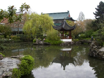 Dr. Sun Yat-Sen Garden Park, adjacent to the Classical Chinese garden