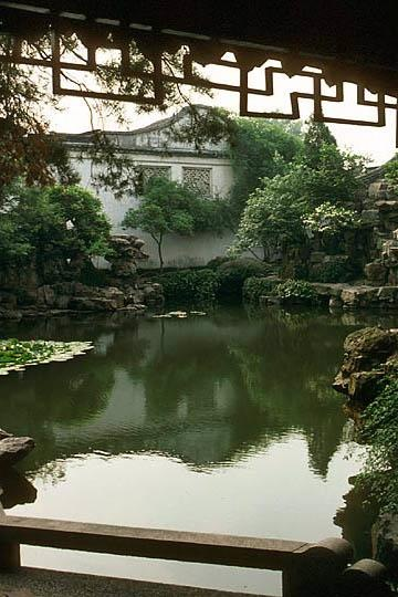 Suzhou - Master of the Fishing Nets Garden