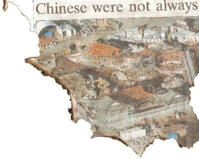 "News - "" Chinese were not always """