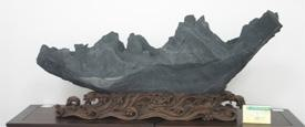 Mountains in miniature