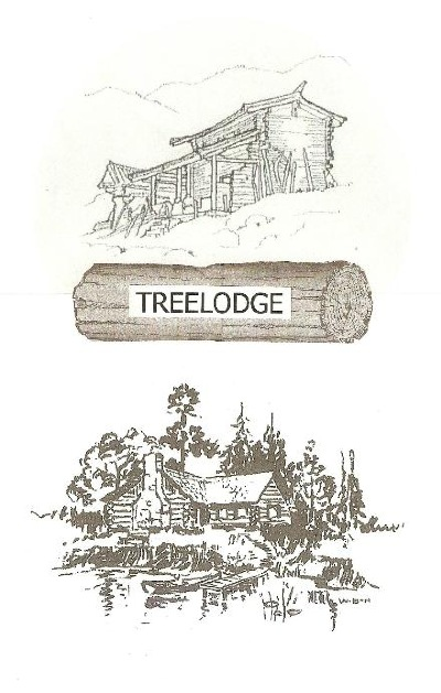 TREELODGE is a Trade Mark of Trees 'N Pots for temporary penjing storage