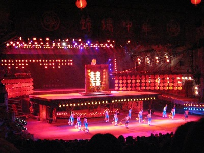 Spectacular performance and again scale, demonstrated in this wonderful Splendid China, of Shenzhen City.